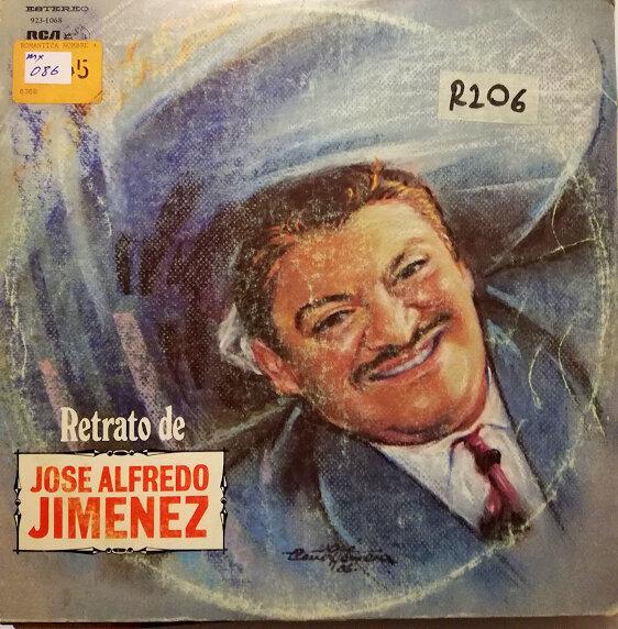 Discos de vinilo de música mexicana