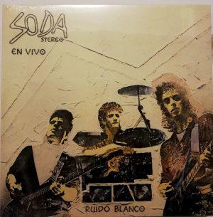 Discos de vinilo de rock latino